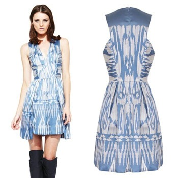 Ginger and Smart - Talisman Sleeveless Dress - Egyptian Blue -  Westfield