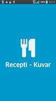 Screenshot of Recepti - Kuvar