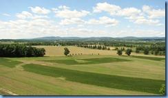 2600 Pennsylvania - Gettysburg, PA - Gettysburg National Military Park Auto Tour - President Eisenhower's Farm from Longstreet Observation Tower Stitch