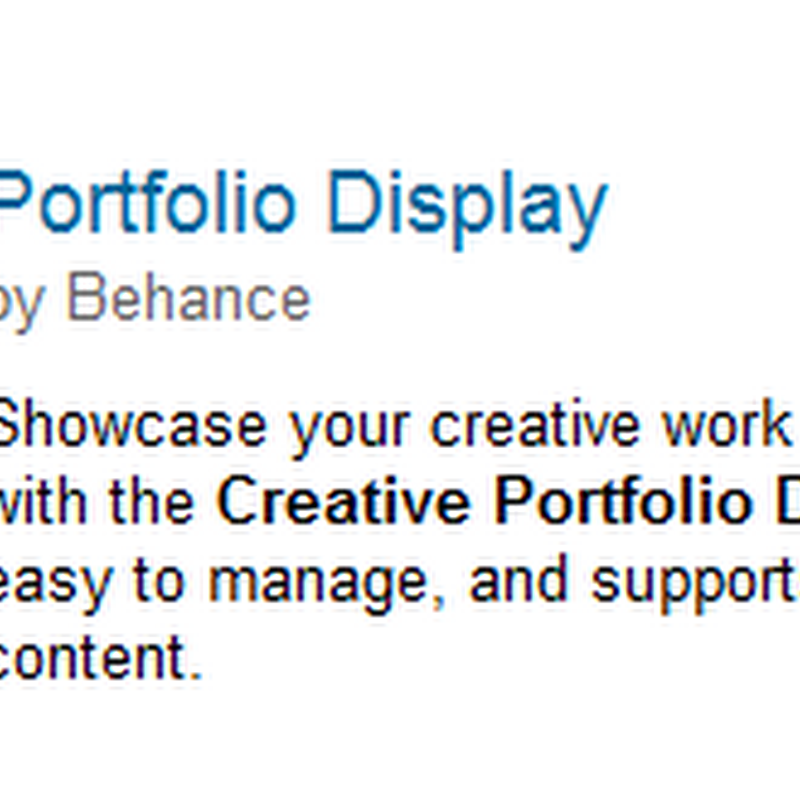 Linkedin - Behance Art Portfolio Tutorial