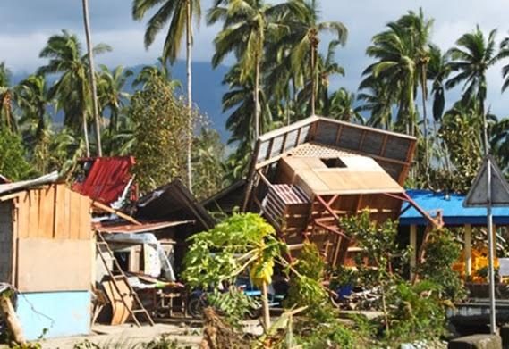Menderma Mangsa Typhoon Haiyan