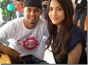 Hairul Azreen dan Hanis Zalikha khalwat