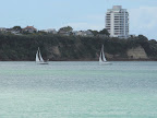 "Auckland- ""City of Sails"""