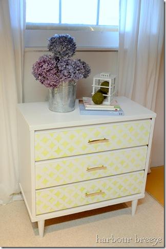 vintage dresser after 2