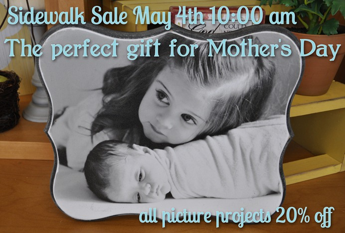 Picture Projects 30% off