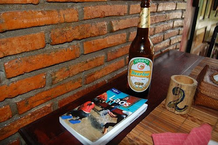 Lao beer, the best beer in South East Asia