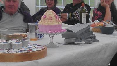 Cake, cake and more cake!