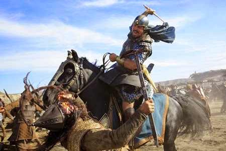 Christian Bale in Exodus Gods and Kings