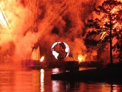 Disney trip Epcot illuminations fireworks 2013 world. 1