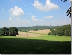 view from Hopton Heath