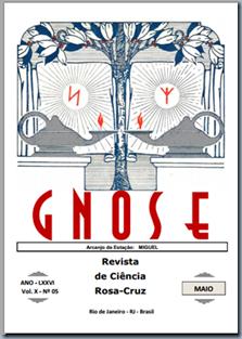 GNOSE MAIO 2013