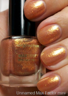 Unnamed Max Factor mini