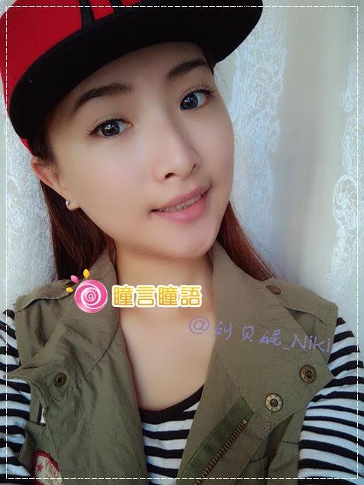 韓國GEO隱形眼鏡-GEO Sparkling 火花四色藍13