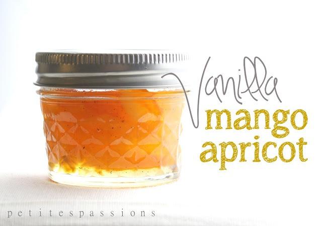mango apricot jam