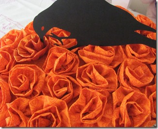 Roses Pumpkin Wreath