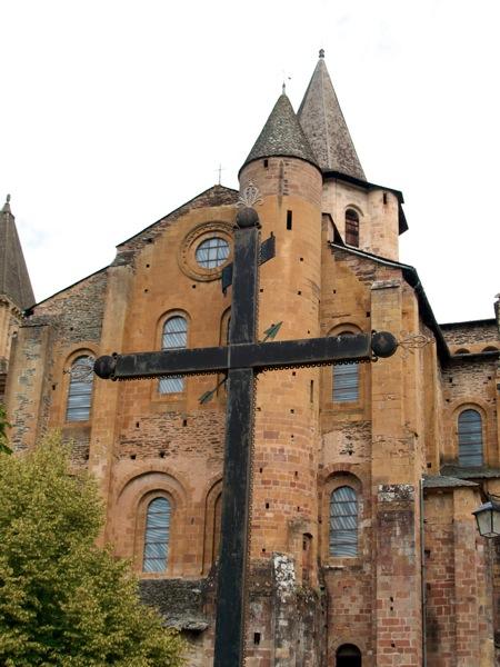 2011 07 28 Voyage France L abbaye de St Foy