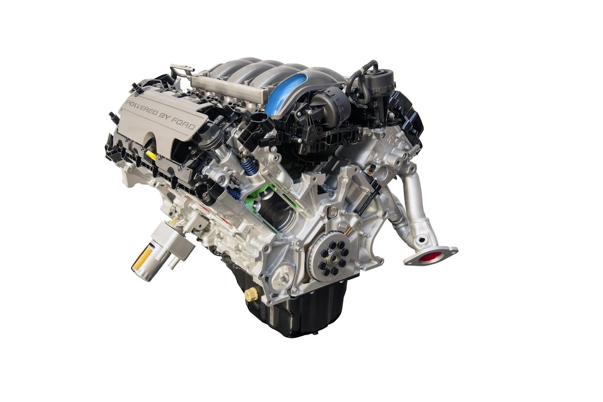 ford details 2015 ford mustang's engine lineup Ford F-150 Thermostat 1980s ford 5 0 engine diagram