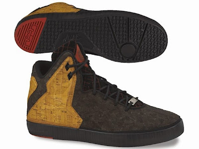 nike lebron 11 nsw sportswear lifestyle cork 1 01 Corks Mark a Return in Form of NSW LeBron XI Lifestyle