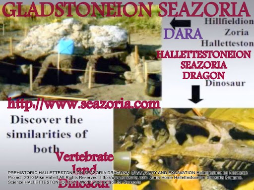 THE GLADSTONEION SEAZORIA DRAGONS PRESENTATION