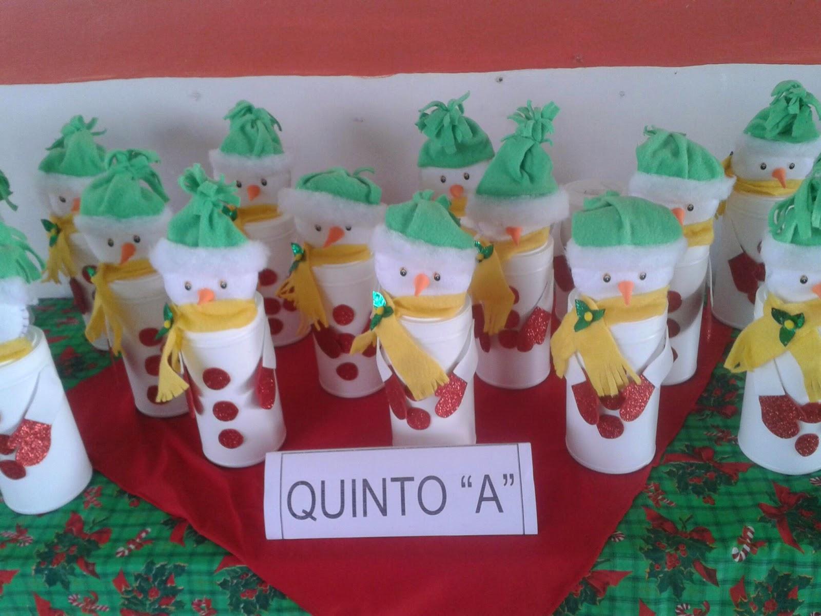 Escuela primaria nicol s bravo manualidades decembrinas for Manualidades para diciembre