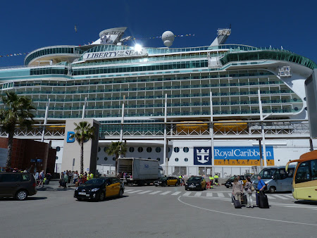 Croaziera Royal Carribean pe Mediterana: vasul Liberty of the Seas