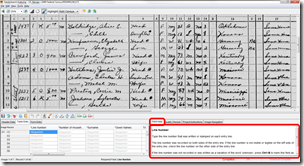 FamilySearch Indexing Field Help is located in the bottom-right corner