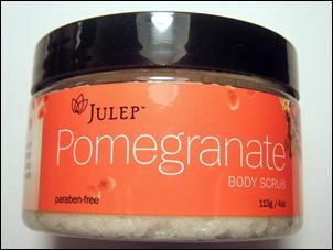 Julep Pomegranate Body Scrub