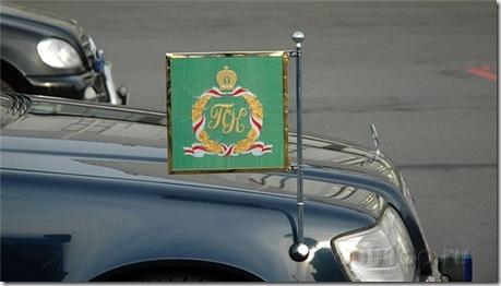 Машина патриарха