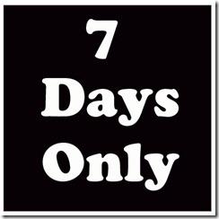 7 days CNY