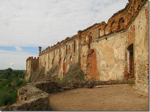 Меджибіж, фортеця