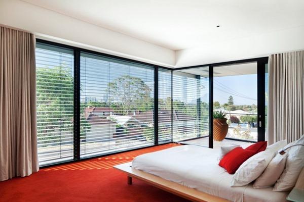 decoracion-de-habitacion-alfobra-roja