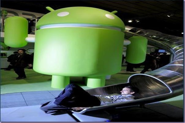 Android-Escorregador-Google