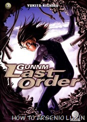 P00003 - Gunnm Last Order Tomo #3
