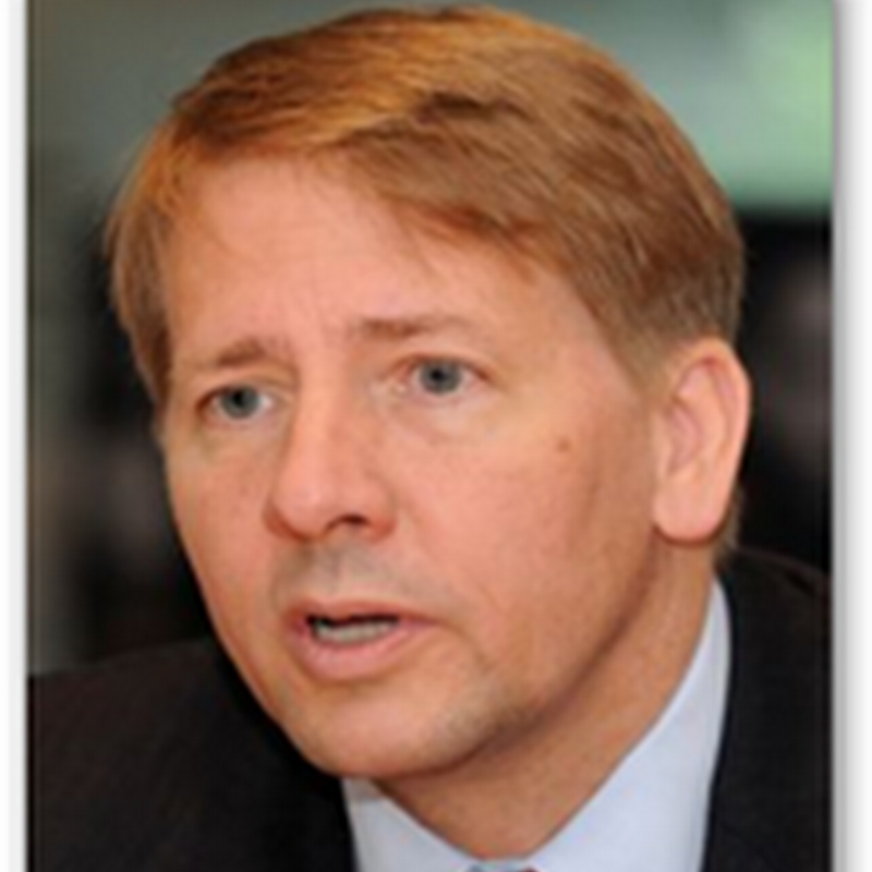 Consumer Financial Protection Bureau Goes After Some Low Hanging Fruit With Prepaid Credit Card Rules–They Sell Your Data Too But Cordray Didn't Address Any Of The Privacy Issues At All Here..