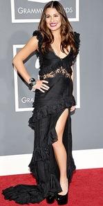 Glee's Lea Michele Wore Dirfferent Dress