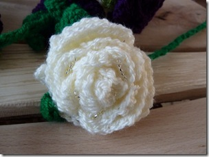 Crochet Flower Bouquets (3)