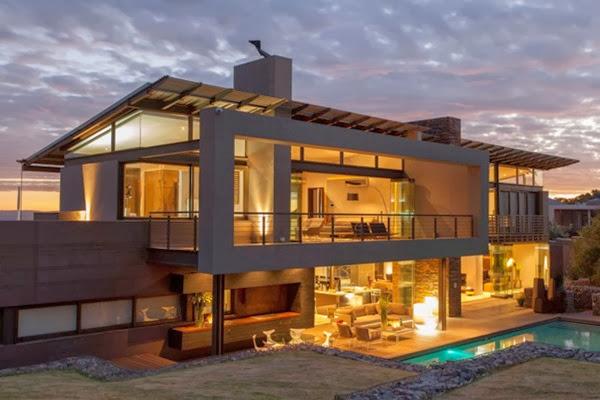 Casa duk meyersdal nico van der meulen architects - Casas de lujo por dentro y por fuera ...