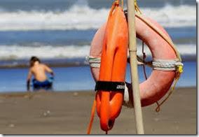 Horario del Operativo de Prevención en Playa