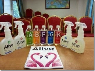 Alive™ SURFACE CARE (Alive™ за повърхности)