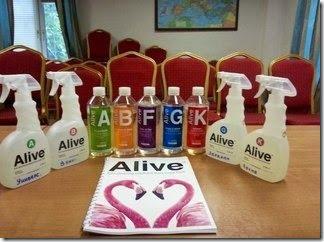 Alive™ SURFACE CARE (Alive™ для поверхностей)