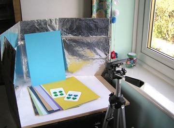 My photography set up 1