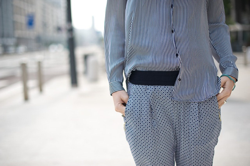 Zara-shirt-and-pants-Pajamas-style