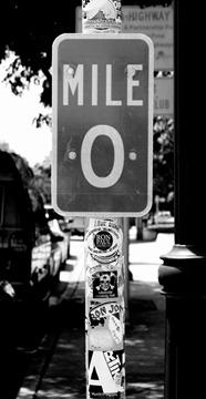 Highway-1---Mile-Marker-0