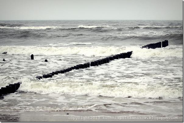 morze w Dźwirzynie