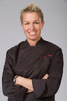 Elizabeth Falkner, celebrated chef, cookbook author and co-owner of Brooklyn's Krescendo restaurant.