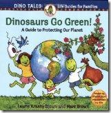 Dinosaurs Go Green