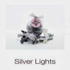 Maddyloo Hair Ornaments_Silver Lights