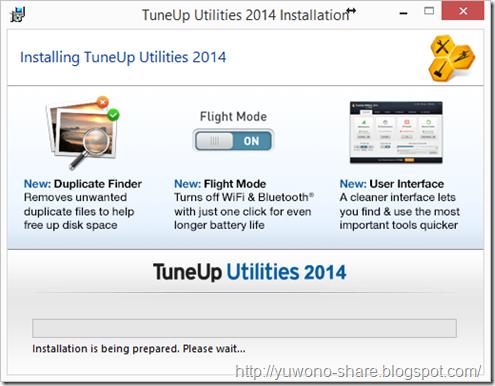 TuneUp Utilities 2014 Serial Number 2