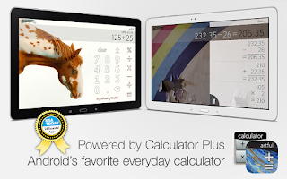 Screenshot of Artful Calculator Free