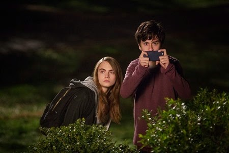 Cara Delevingne, Nat Wolff - PAPER TOWNS